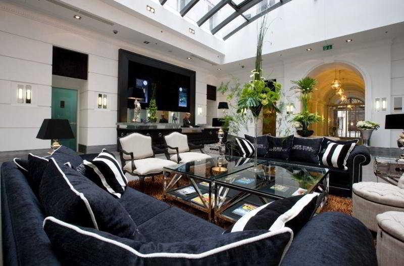 Alta Moda Fashion Hotel  Lobby