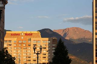 Hôtel Colorado Springs