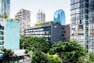 Maitria Hotel Sukhumvit 18 ( Oakwood Apartment Trilliant Sukhumvit 18 Bangkok )