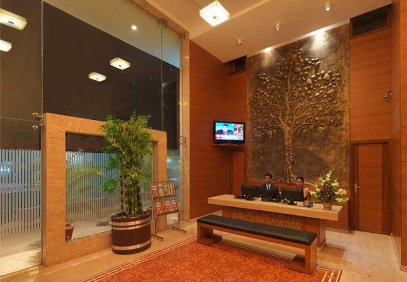 Coral Tree:  Lobby