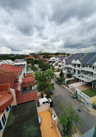 新加坡晟達酒店-西海岸