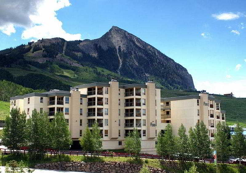 The Plaza Condominiums - Crested Butte Mountain