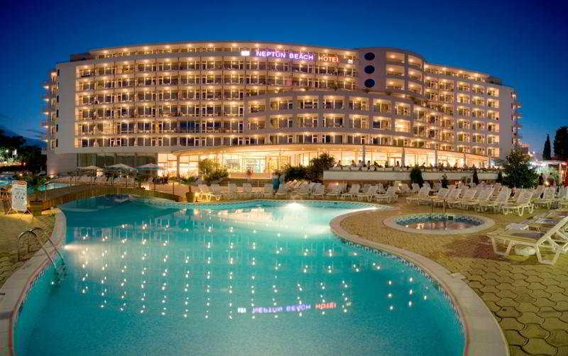 Bulgarien Sonnenstrand Hotel Neptun Beach