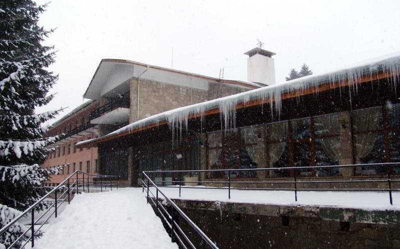 Bor Hotel in Borovets, Bulgaria