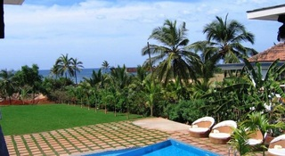The O Resort and Spa in Goa, India
