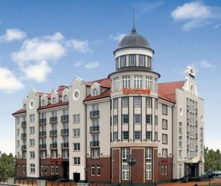 Heliopark Kaiserhof in Kaliningrad, Russia
