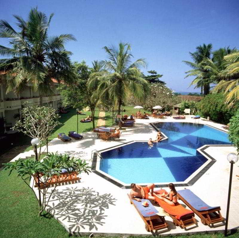 Pool - Hotel Hibiscus Beach