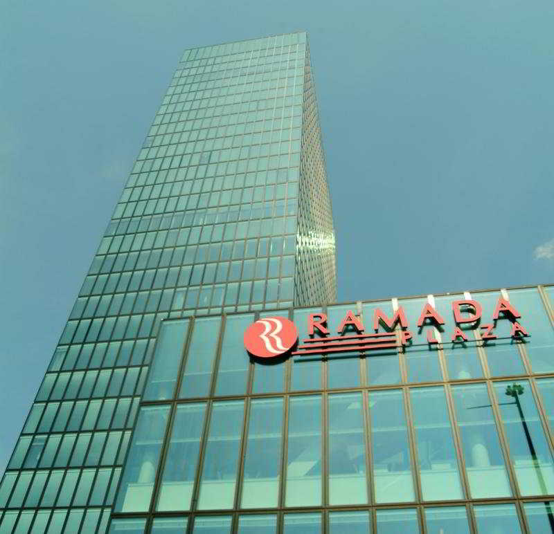 Ramada Plaza Basel Hotel & Conference Center in Basel, Switzerland