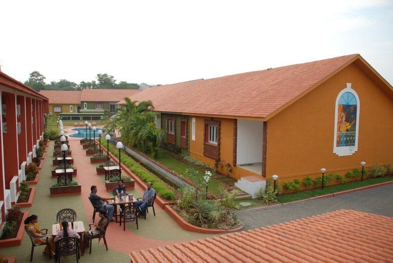 Goviea Resorts In Anjuna