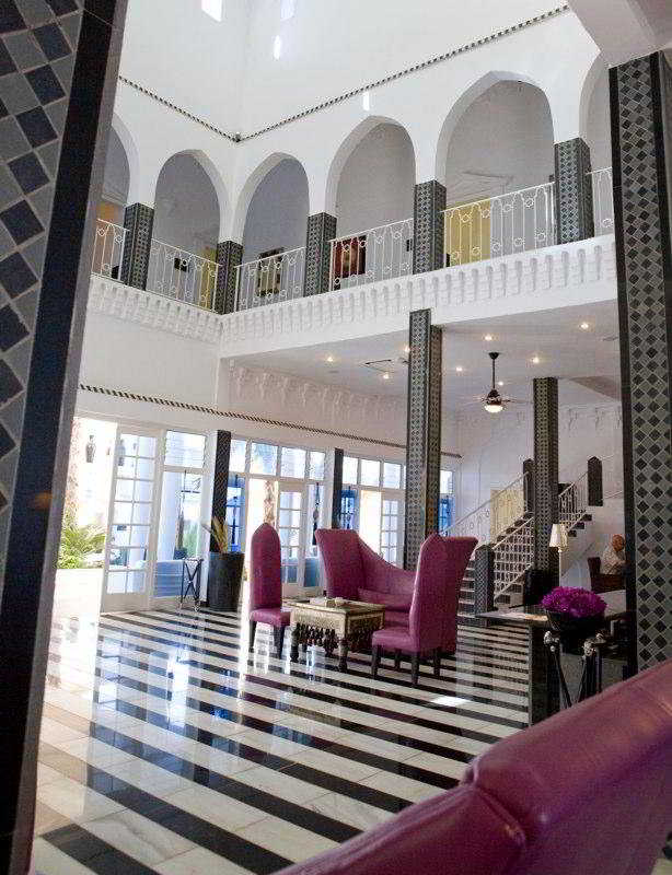 Coco Ocean Resort & Spa:  Lobby: .gambia gambia hotels & resorts serrekunda