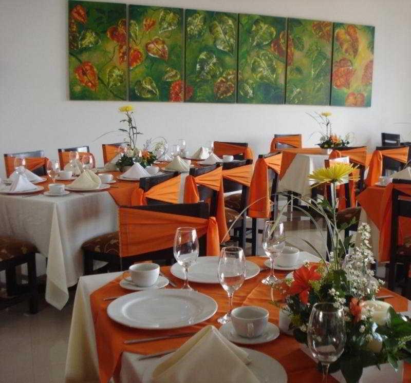 Restaurant - Varuna Hotel