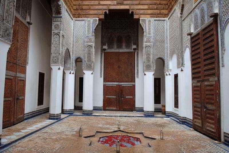 Dar Bensouda in Fes, Morocco