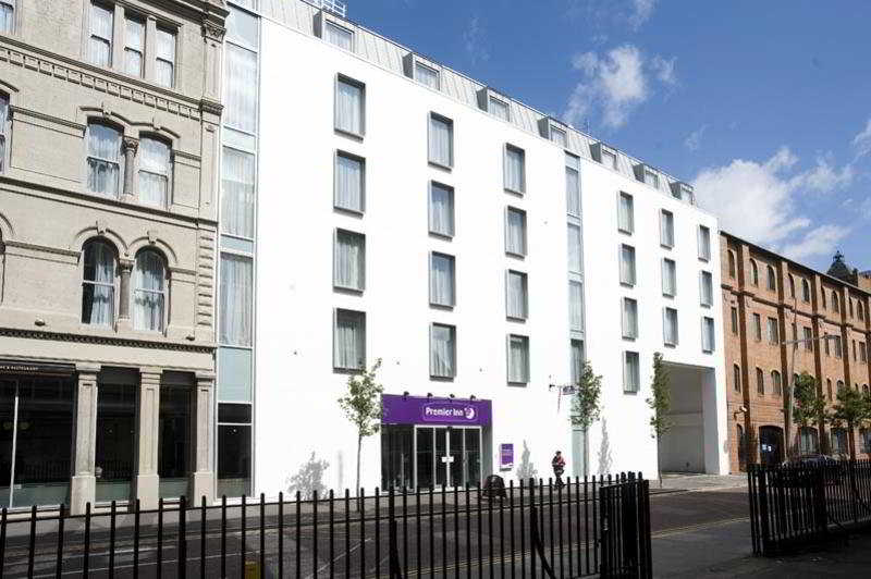 Premier Inn Belfast City Center Waring Street  General