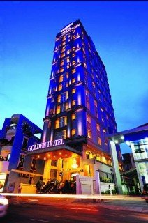 Hotel Golden Central Hotel Saigon, Ho Chi Minh City (Saigon) and South