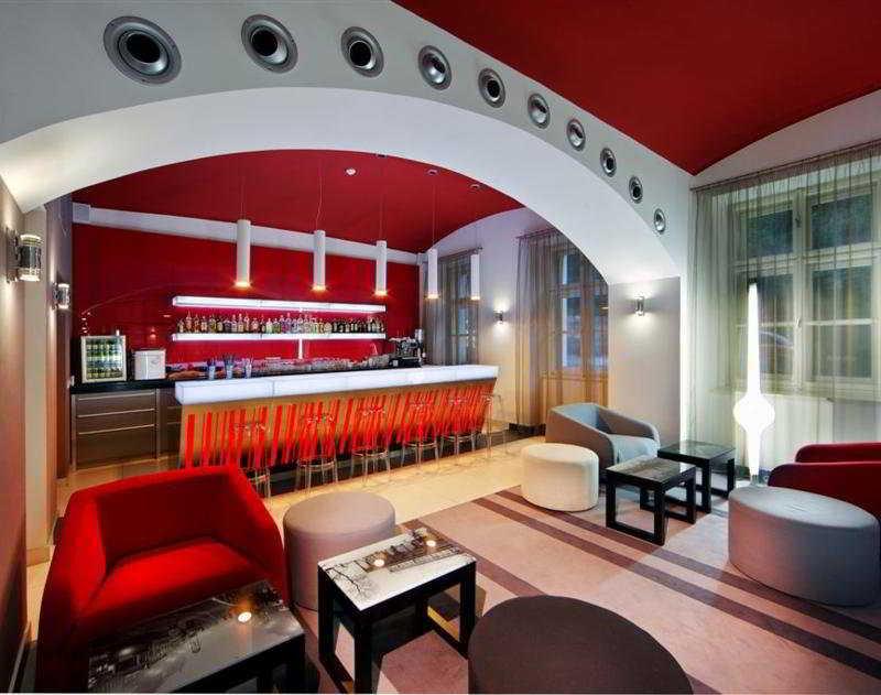 Red & Blue Design -