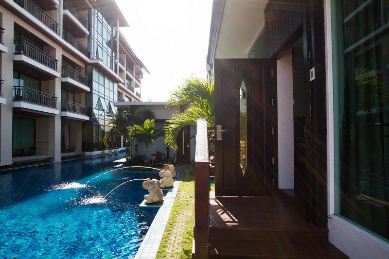 โรงแรมในหาดจอมเทียน: Royal Thai Pavilion Jomtien Beach