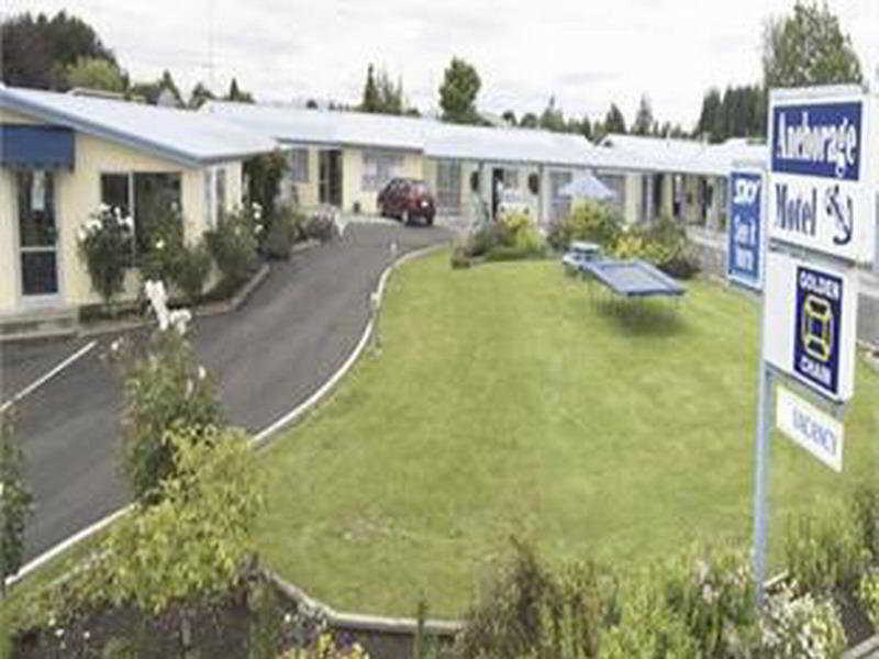 Anchorage Motel Apartments in Fiordland, New Zealand