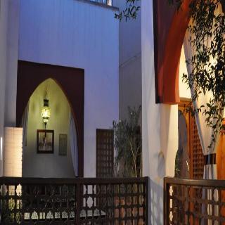 Riad Tafilag in Agadir, Morocco