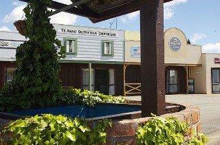 The Village Inn in Fiordland, New Zealand