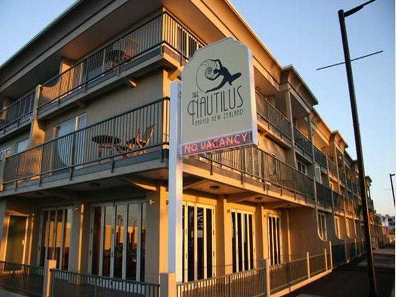 The Nautilus Napier in Hawkes Bay, New Zealand