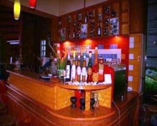 De River Boutique Resort Chiang Saen:  Bar