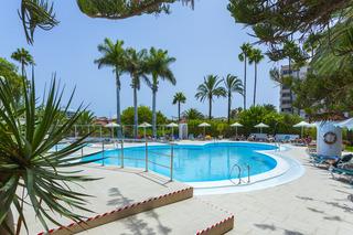Sterne Hotel Parque Paraiso I Lage