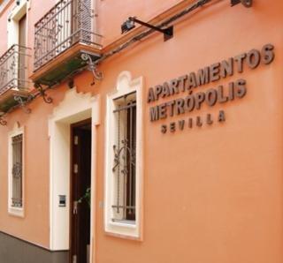 Apartamentos Metrpolis Sevilla Sevilla, Spain Hotels & Resorts