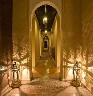 Kasbah spa agounsane marrakech morocco easyjet holidays for Salon paris marrakech