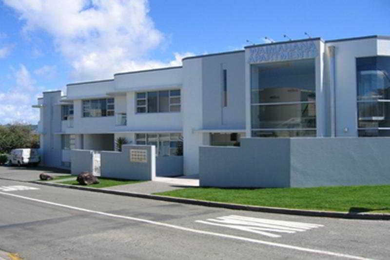 Waimahana Apartments