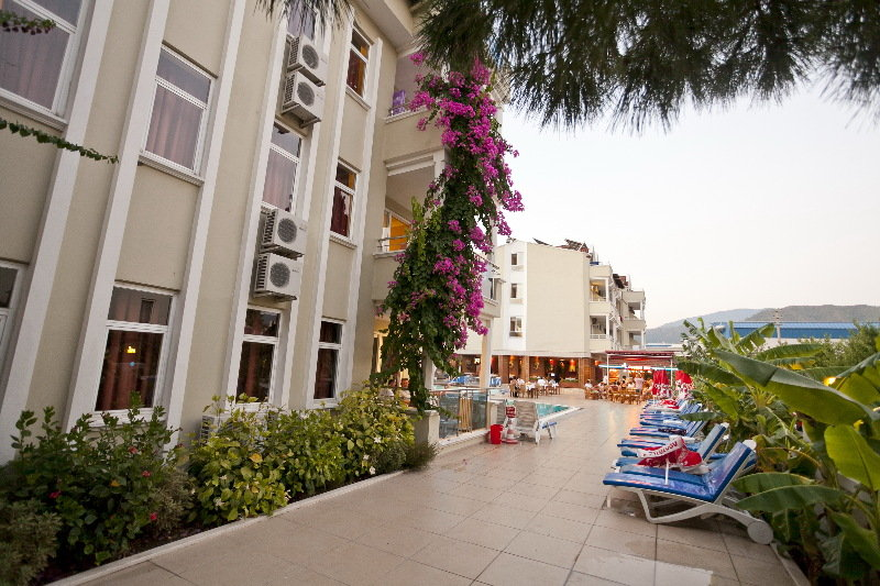 Candan Apart in Marmaris, Turkey