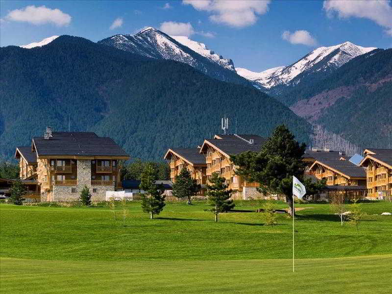 Pirin Golf Holiday apartments in Bansko, Bulgaria