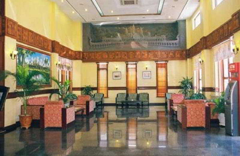 Castle Hotel Hotels & Resorts Phnom Penh, Cambodia