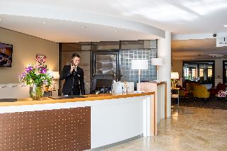 Quality Suites Bordeaux Aeroport & Spa