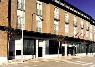 hotel partner ciudad parla: