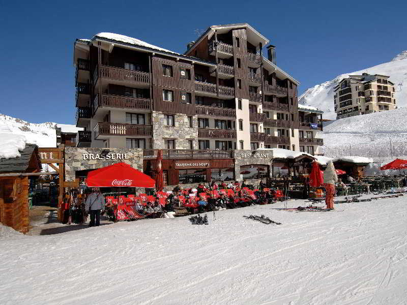 Le Rond Point Des Pistes Tignes, France Hotels & Resorts