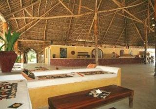 Ora Marumbi Beach:  Lobby
