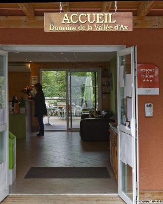 Domaine de la Vallée d´Ax