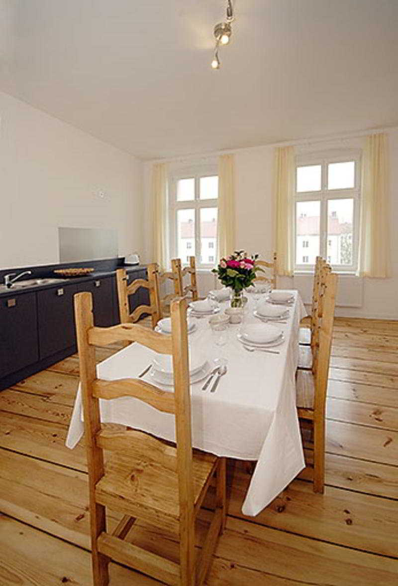 Old Town Apartments Metzer Strasse -