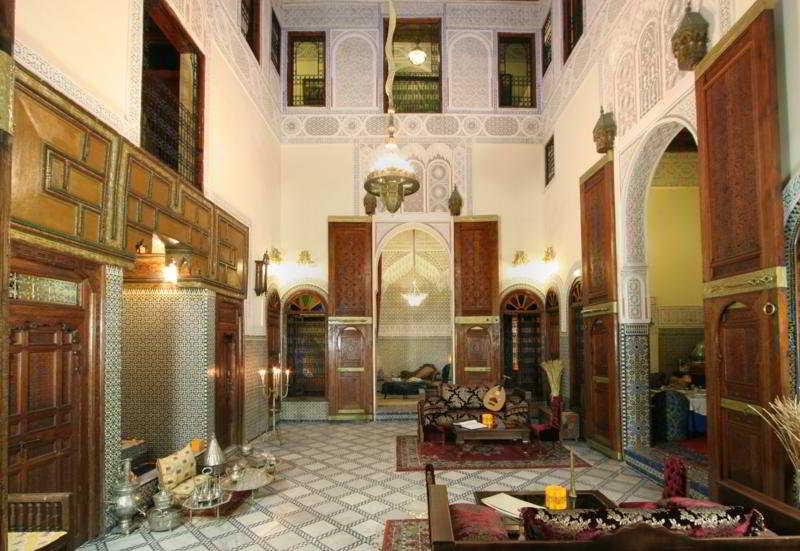 Riad Ibn Khaldoun  Lobby