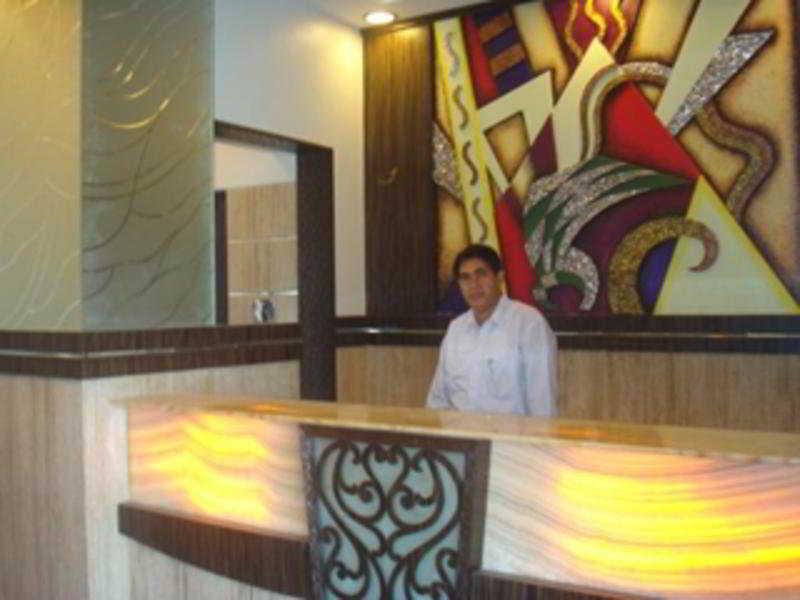 Kamran Residency:  Lobby