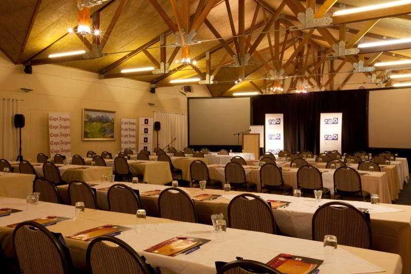 Devonvale Golf And Wine Estate:  Conferences