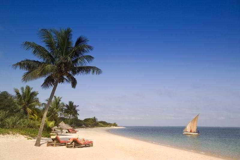 Oferta en Hotel Benguerra Lodge en Africa