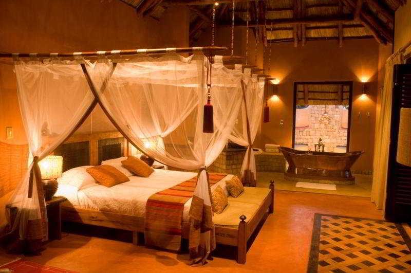 Dormir en Hotel Benguerra Lodge en Rafael