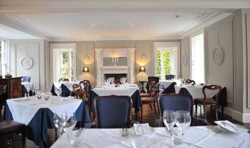 Restaurant - Barcaldine House