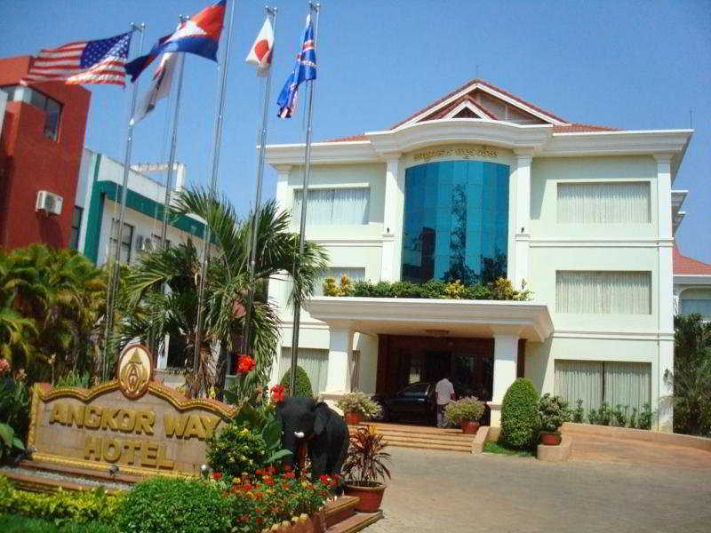 Angkor Way Hotel Hotels & Resorts Siem Reap, Cambodia