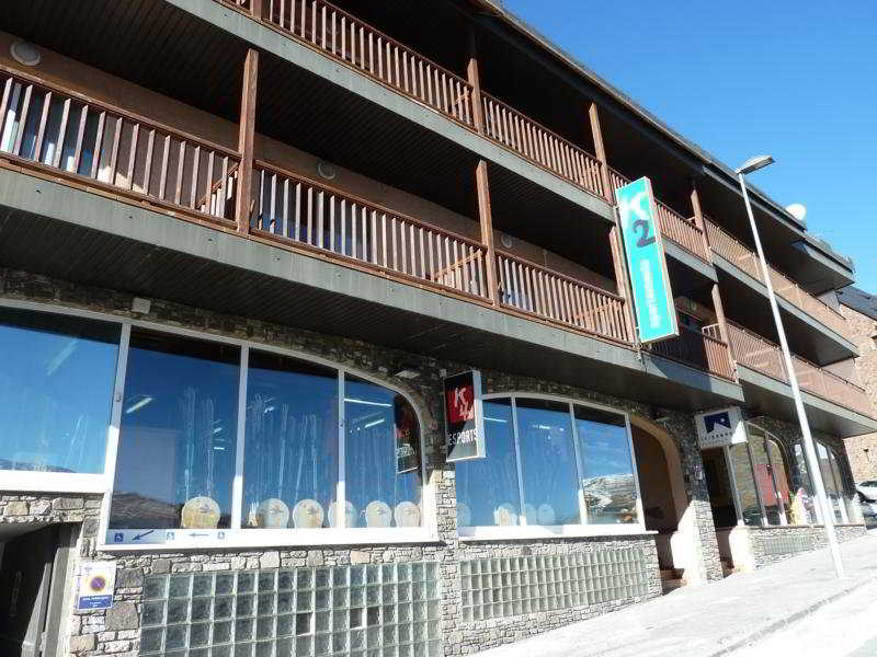Apartamentos Caribou