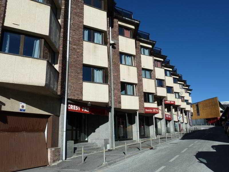 Apartamentos Crest Pas