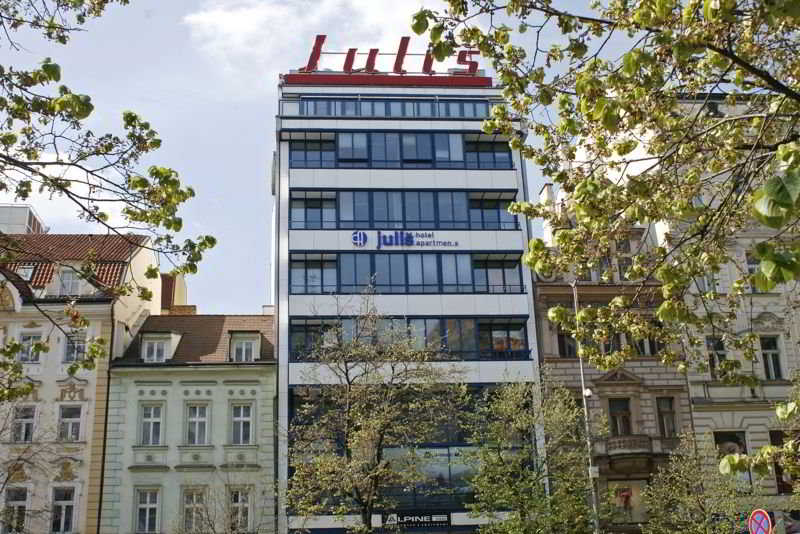 EA Hotel Julis in Prague, Czech Republic