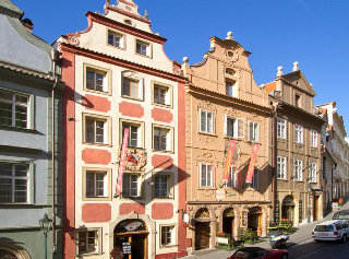 Red Lion in Prague, Czech Republic