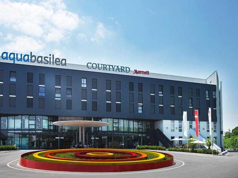 Courtyard By Marriott Basel in Basel, Switzerland